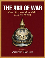 Image of cover of book 'The Art of War', to which Stephen Brumwell contributed four chapters..