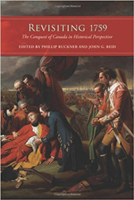 Image of cover of book 'Revisiting 1759', to which Stephen Brumwell contributed a chapter.