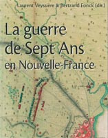 Image of cover of book 'La Guerre de Sept Ans', to which Stephen Brumwell contributed a chapter.